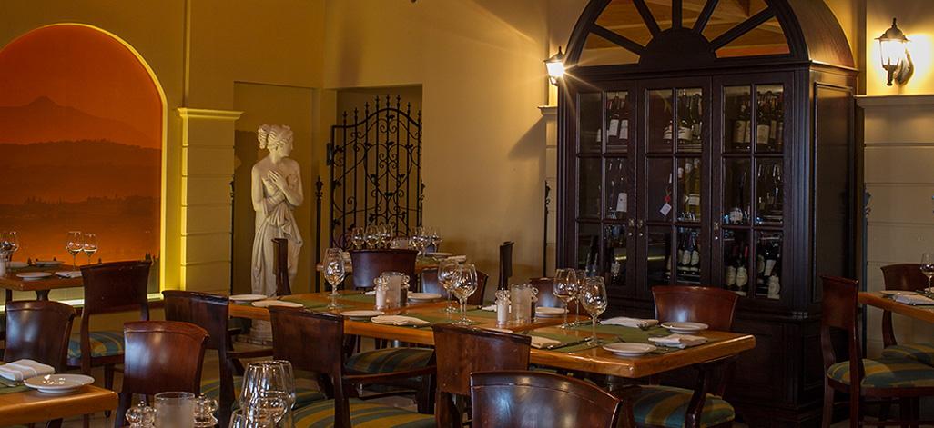 לה קוצ'ינה. תמונה באדיבות המסעדה