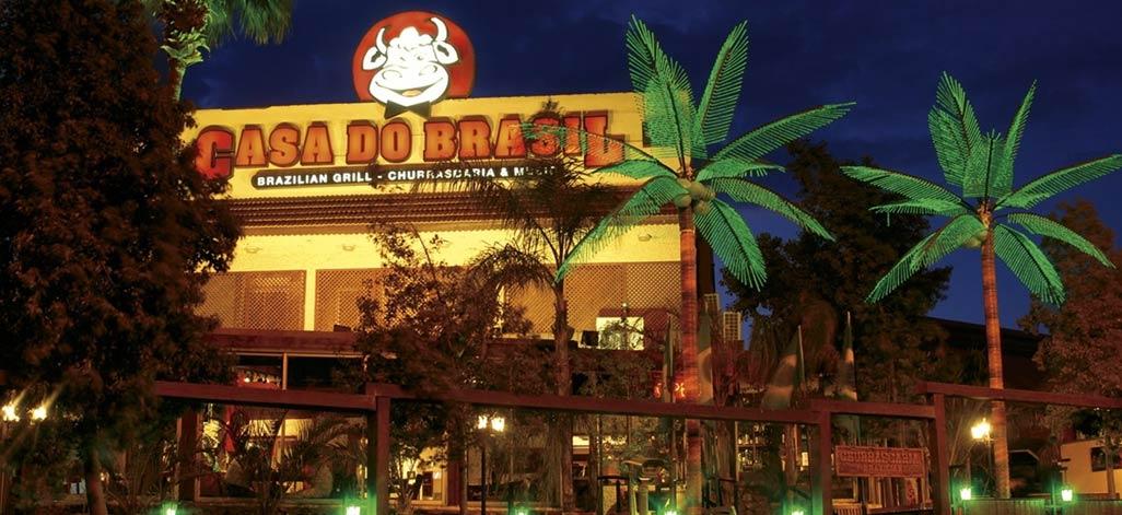 קאזה דו ברזיל. תמונה באדיבות המסעדה
