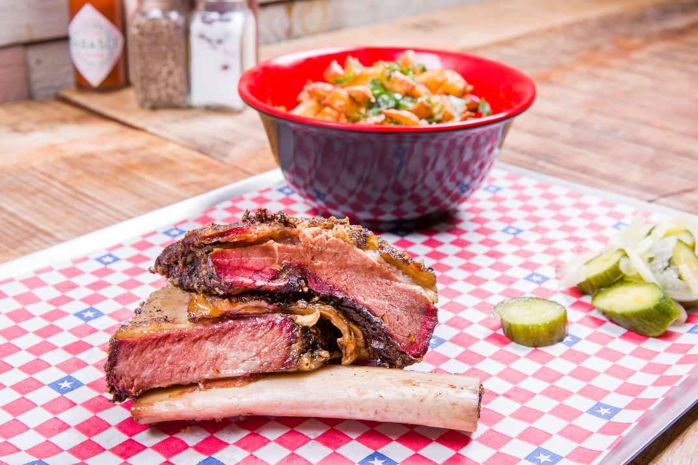 בשר בטקסס ברביקיו תל אביב (צילום: עידן גור)