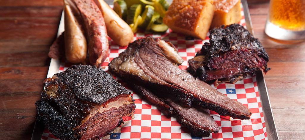 טקסס ברביקיו. תמונה באדיבות המסעדה