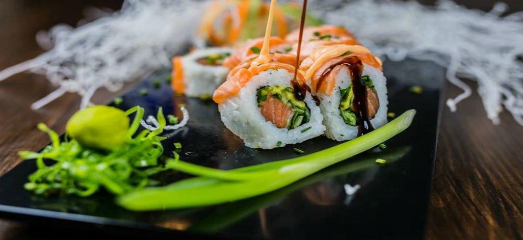 SANSA סושי בר. תמונה באדיבות המסעדה