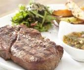 ארוחת בשרים במסעדת שייטל