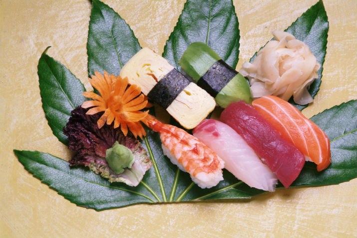 יפנית מסורתית. אונמי. צילום באדיבות המסעדה