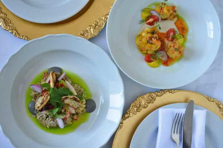 ארוחה במגדלנה (צילום: באדיבות המקום)