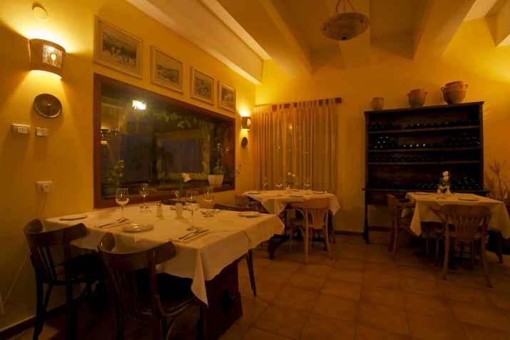 מסעדת אלומה (צילום: באדיבות המקום)