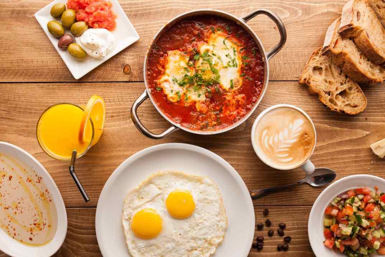 ארוחת בוקר במסעדת פר דרייר (צילום: Ovlac)