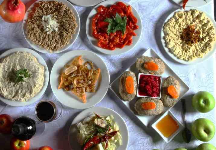 אוכל מוכן של סנדר (צילום: מיטל סלמון)
