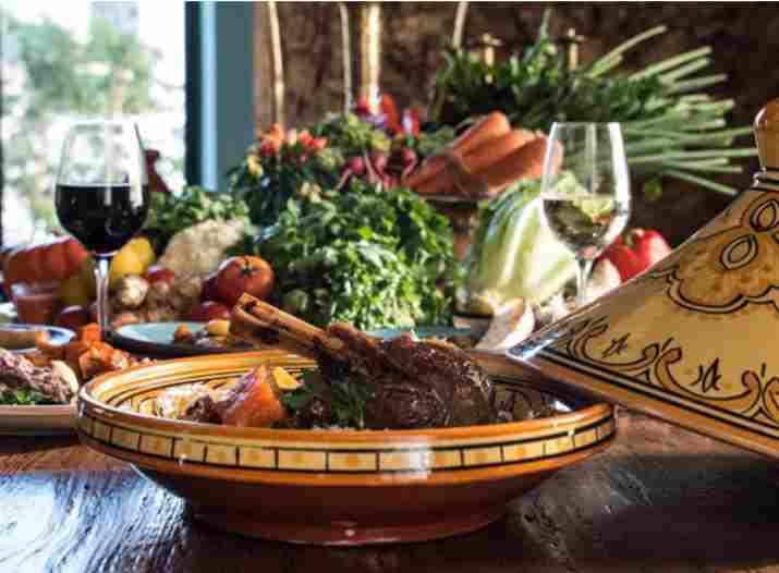 מנה במסעדת אווה סאפי (צילום: באדיבות המקום)