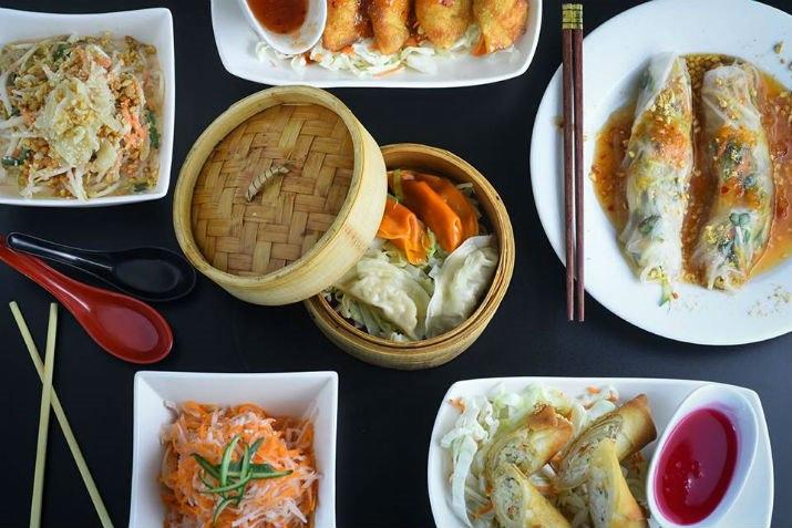 אוכל סיני מסורתי מ-1987. צ'יינה ביי