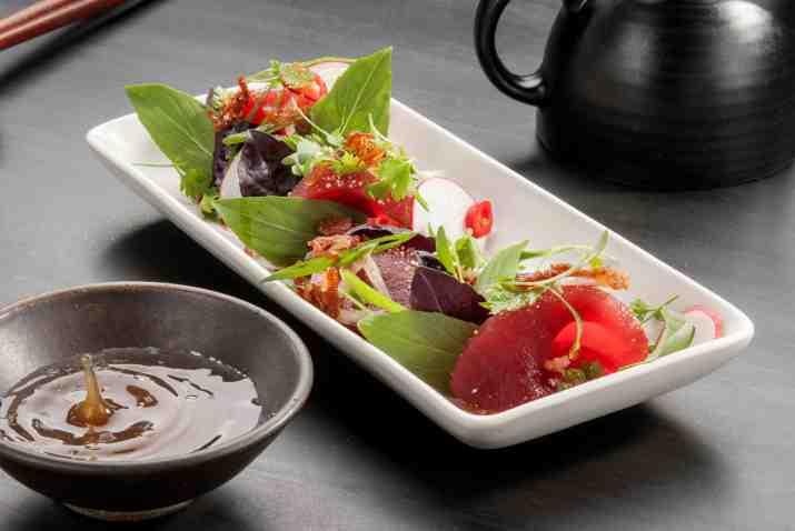 סשימי במסעדת טאיזו (צילום: באדיבות המקום)