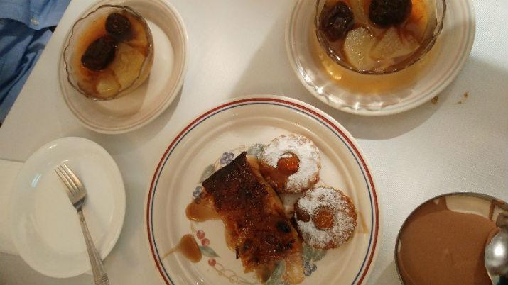 גם מתוק יש באוכל המזרח אירופאי