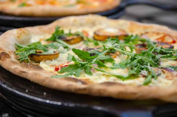 פיצה של גוסטינו (צילום: באדיבות המקום)