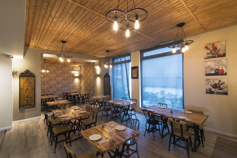 מסעדת קרנווין. צילום באדיבות המסעדה