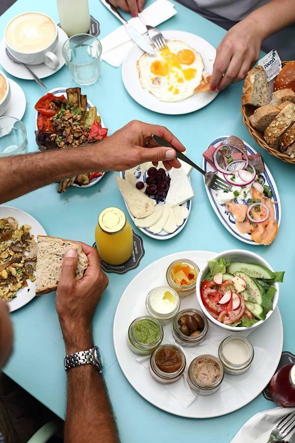 ארוחת בוקר של ג'ונסי גארדנר (צילום: באדיבות המקום)