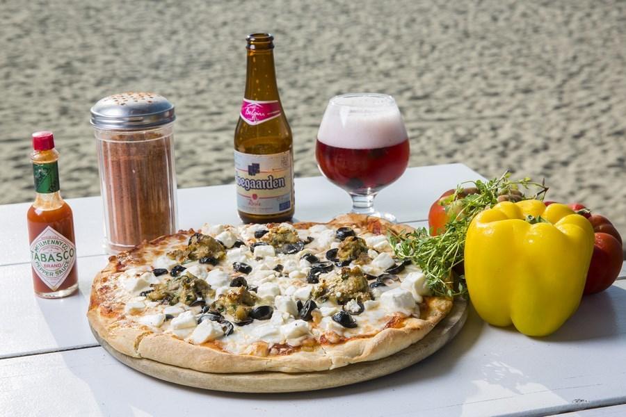 פיצה של ארמיס (צילום: באדיבות המקום)