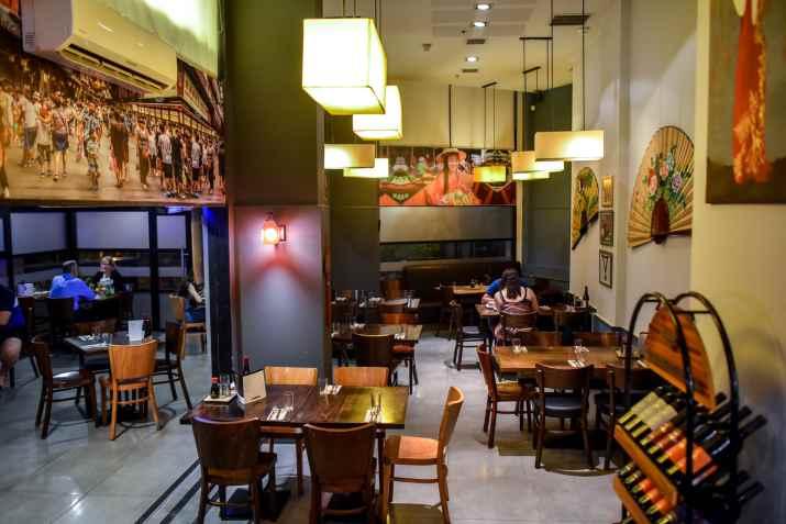 מסעדת טאיפיי החדשה (צילום: באדיבות המקום)