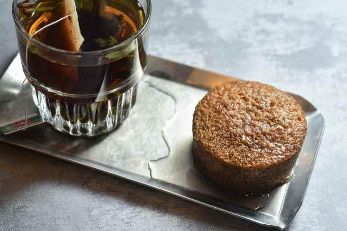עוגת סולת של פלומרי 29 (צילום: באדיבות המקום)