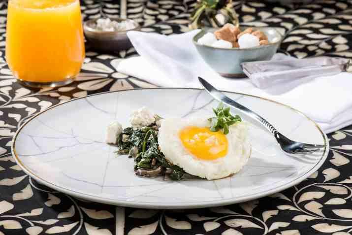 ארוחת בוקר במסעדת זאדה (צילום: באדיבות המקום)