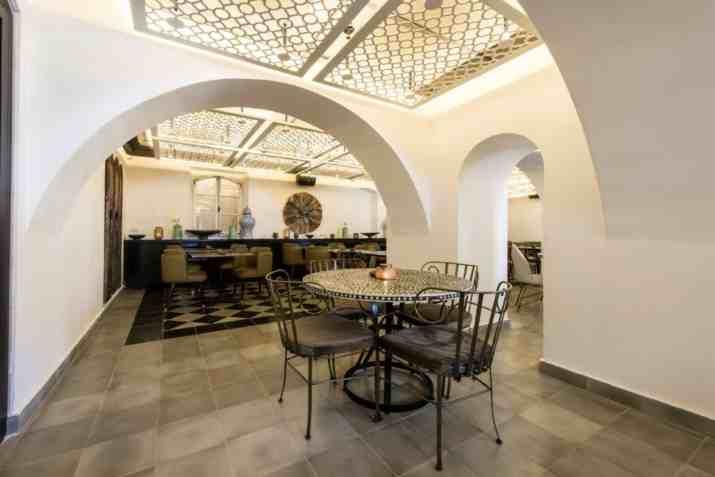 מסעדת זאדה במלון דריסקו (צילום: איליה מלניקוב)