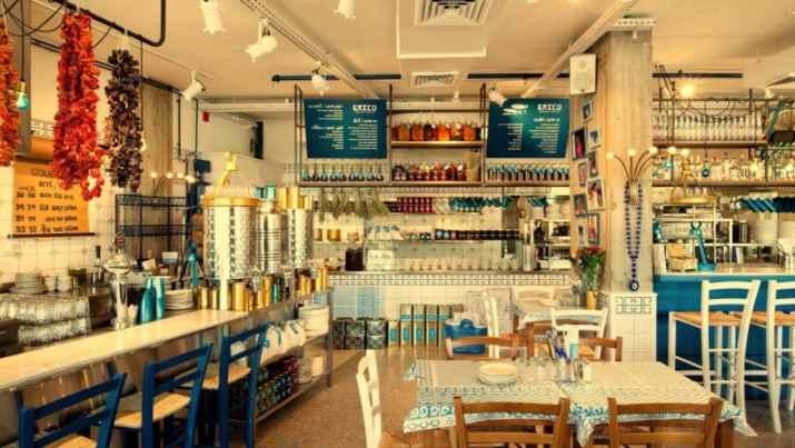 מסעדת גרקו (צילום: בועז לביא)