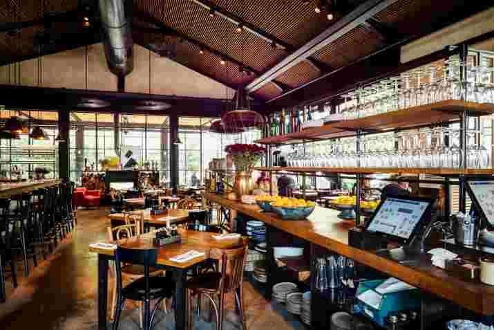 מסעדת תל יצחק (צילום: באדיבות המקום)