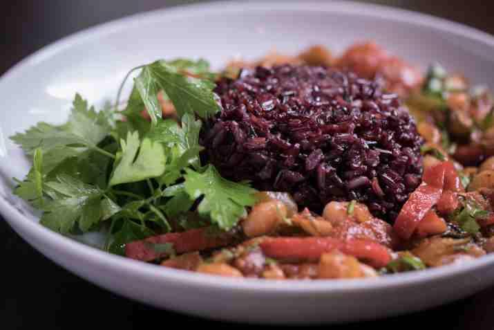 אורז גימבליה במסעדת תמול שילשום (צילום: אתי נמיר)