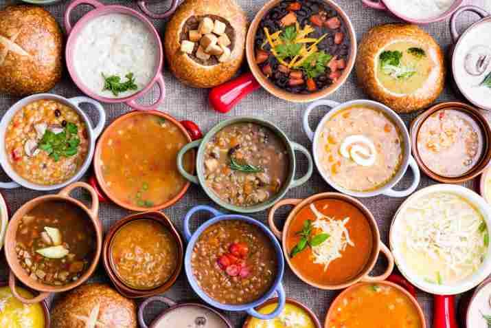 """מרקים ללא הגבלה במלון ענבל ירושלים (צילום: באדיבות יח""""צ)"""