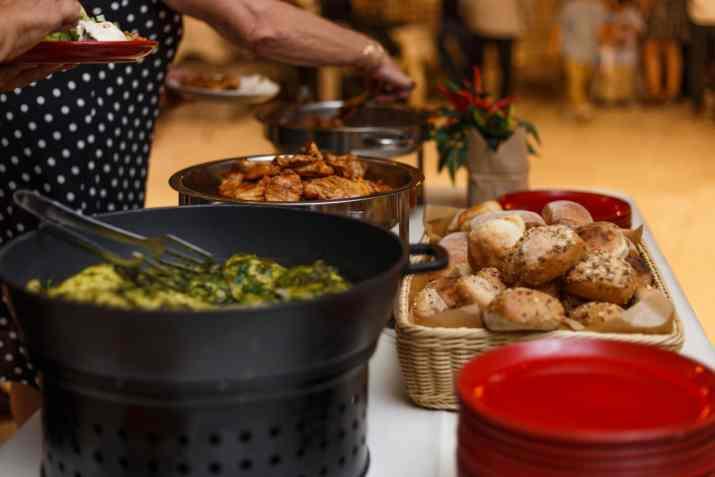 אירוע בבופה לאכול ולהתאהב (צילום: באדיבות המקום)