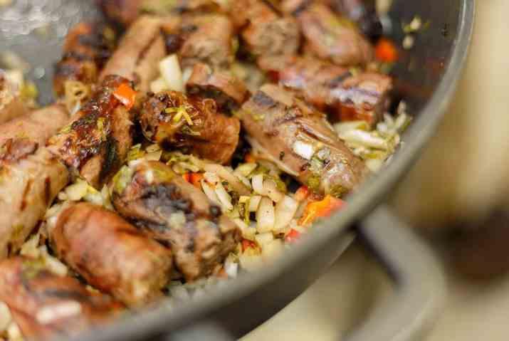 מנה במסעדת בופה לאכול ולהתאהב במודיעין (צילום: באדיבות המקום)