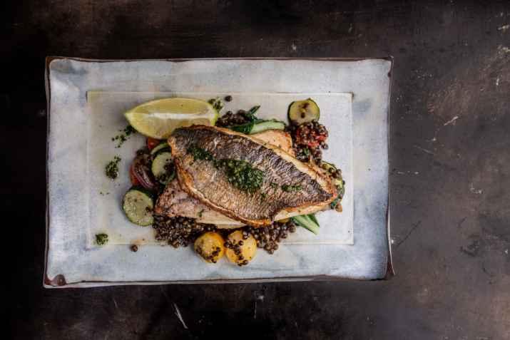 מנת דג במסעדת אל דנטה (צילום: באדיבות המקום)