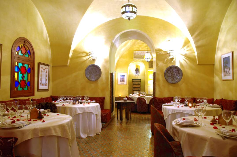 ממלכת מרוקו. מסעדת דארנא בירושלים (צילום: באדיבות המקום)