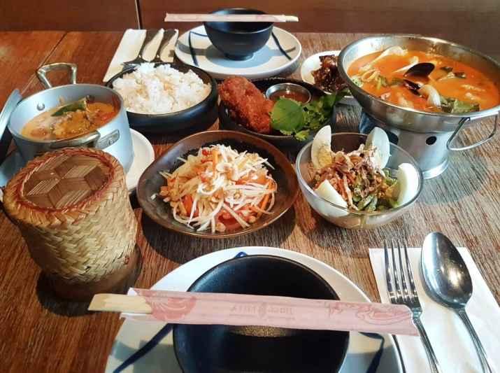 ארוחת טעימות בטייגר לילי (צילום: יניר גרין)