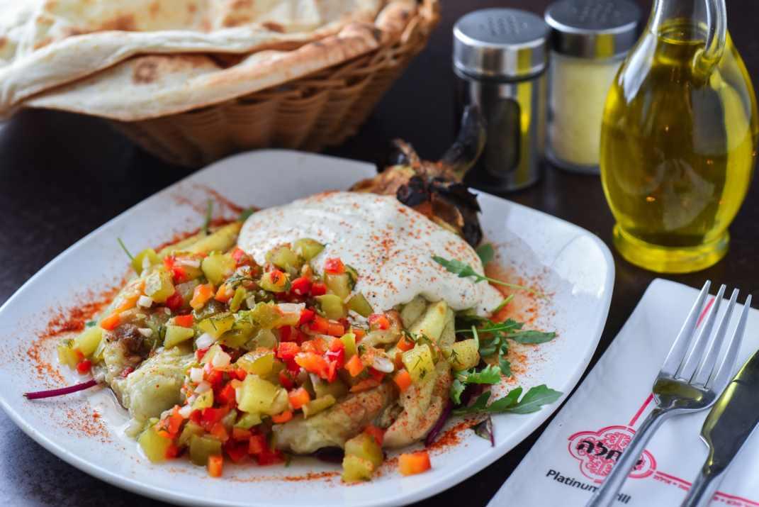 מנה במסעדת אחלה חיפה (צילום: באדיבות המקום)