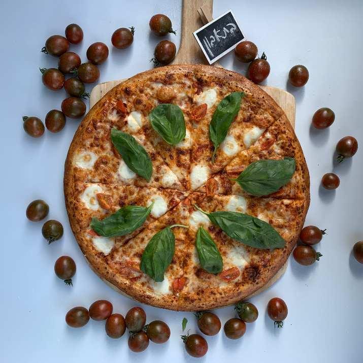 מגש פיצה בפיצה פרגו (צילום: באדיבות המקום)
