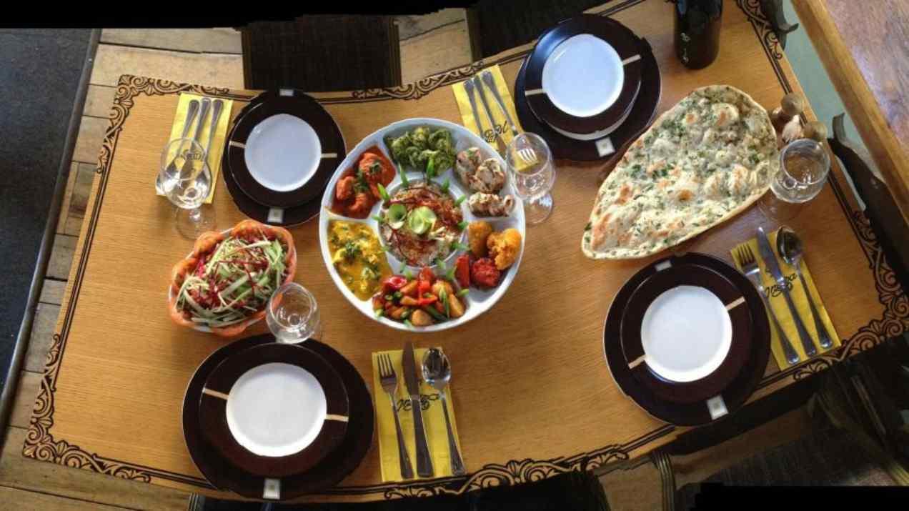 ממיטב המטבח ההודי במסעדת אינדירה תל אביב (צילום: באדיבות המקום)