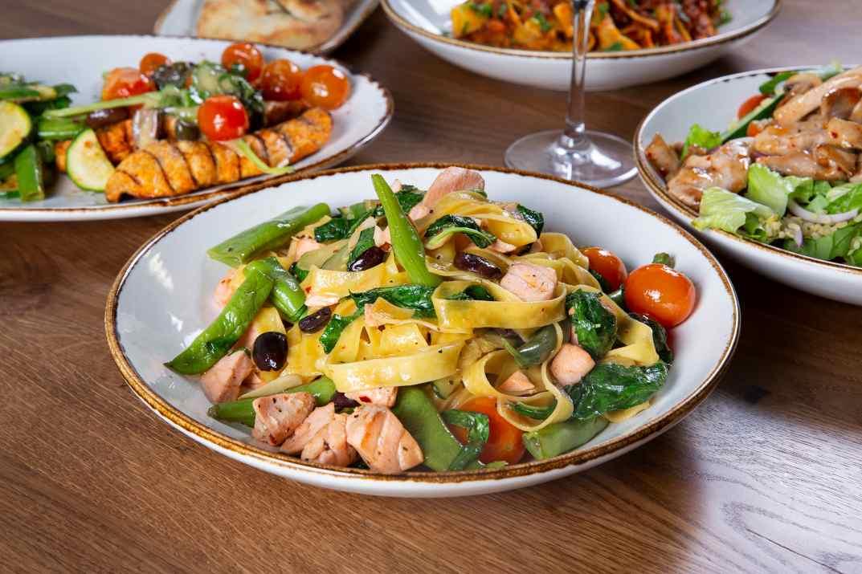 ארוחת שרינג בפורטו מיט ראשון לציון (צלם: עידן גור)