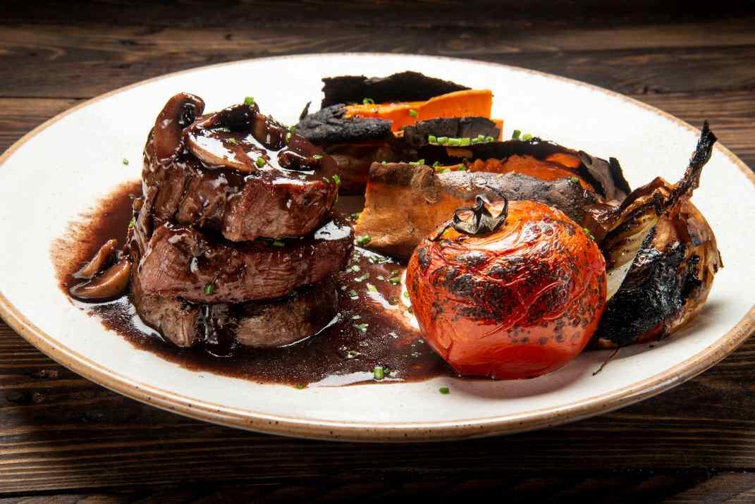 ירקות בתנור בסופרה ראשון לציון (צילום: באדיבות המקום)