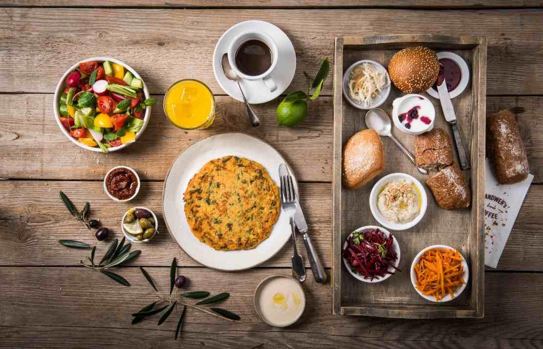 ארוחת בוקר בקפה לנדוור נתניה (צילום: באדיבות המקום)