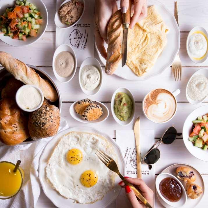 ארוחת בוקר במקס ברנר (צילום: באדיבות המקום)