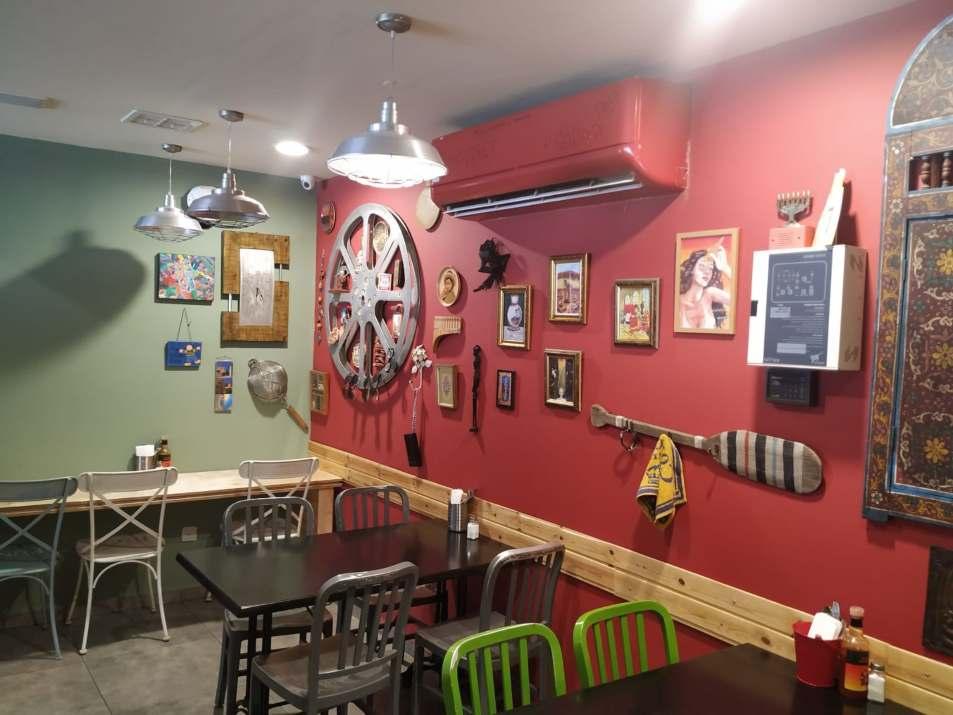 מסעדת עומרס' אילת (צילום: באדיבות המקום)