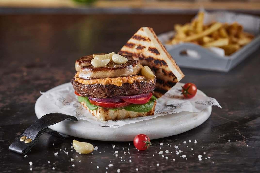 המבורגר בפטריק'ס ירושלים (צילום: באדיבות המקום)