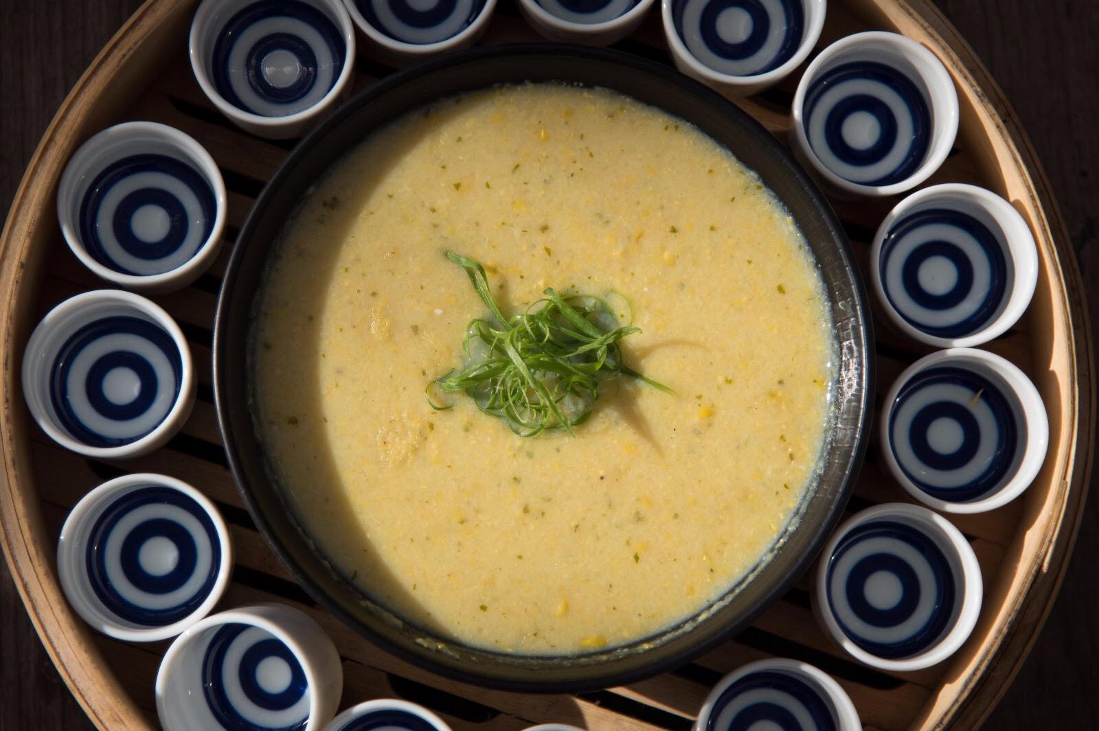 מרס תירס של מסעדת טאיה (צילום: באדיבות המקום)