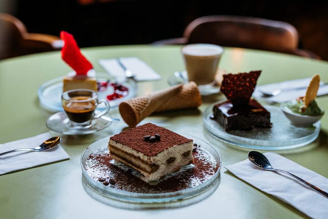 קינוחי שוקולד ברנו אמיליה (צילום: באדיבות המקום)