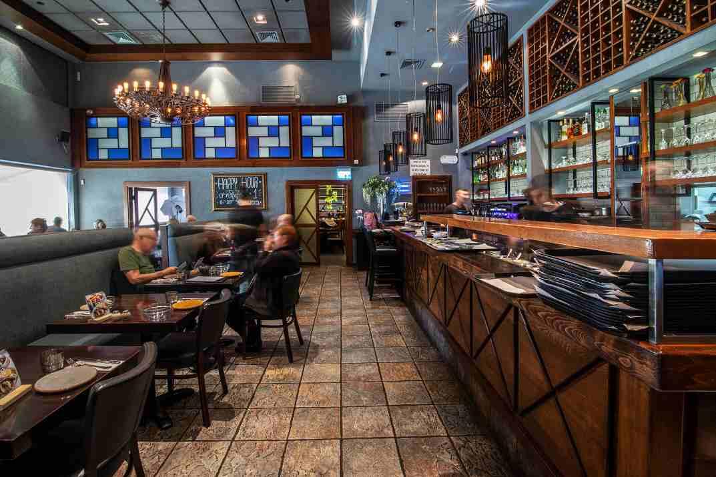 מסעדת הצדף, ראשון לציון (צילום: נטלי יששכר)