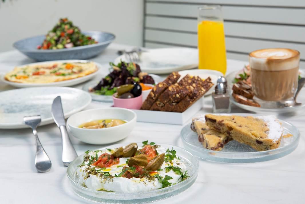 בראנץ' במסעדת ארצי (צילום: עידן גור)