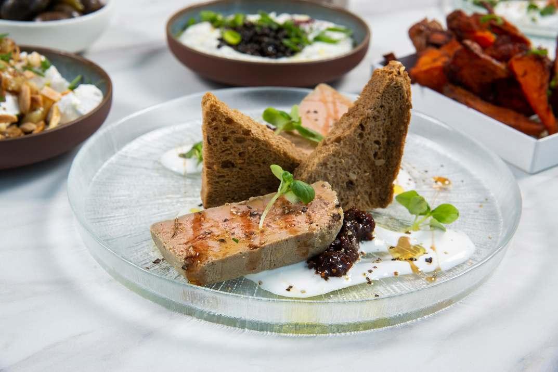 פואה גרא במסעדת ארצי (צילום: עידן גור)
