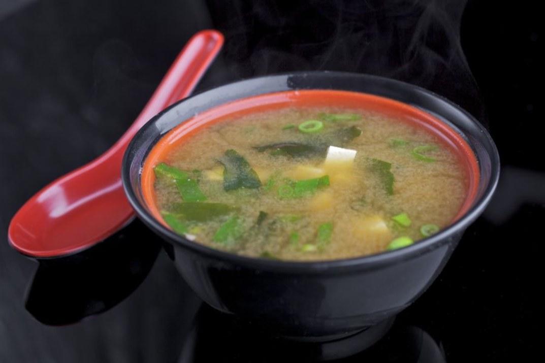 מרק ירקות ביוקו סושי בר (צילום: באדיבות המקום)