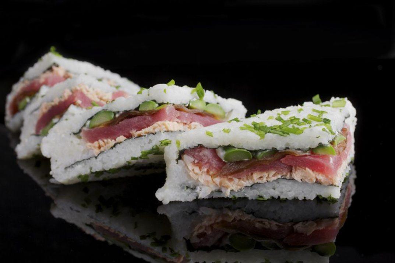 סושי של יוקו סושי בר (צילום: באדיבות המקום)