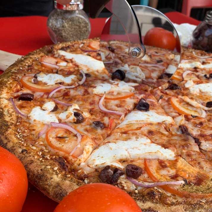 פיצה פרגו (צילום: באדיבות המקום)