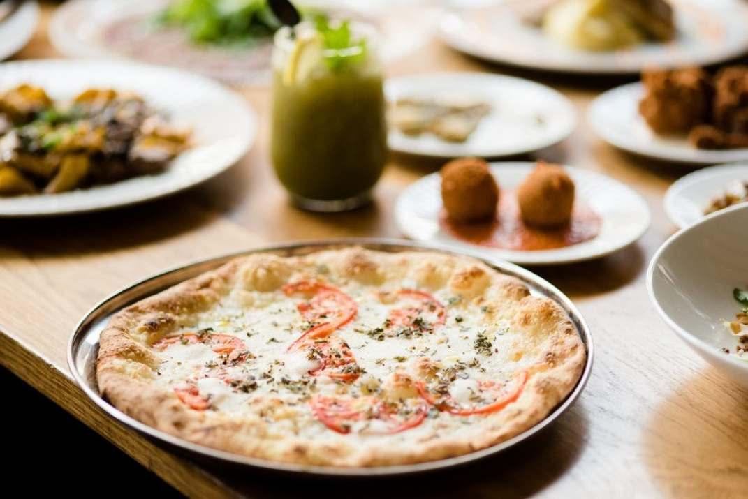 פיצה של פיאנו פיאנו (צילום: באדיבות המקום)